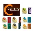 Assorted Deluxe Liqueurs Belgian Dark Chocolates - Carmina